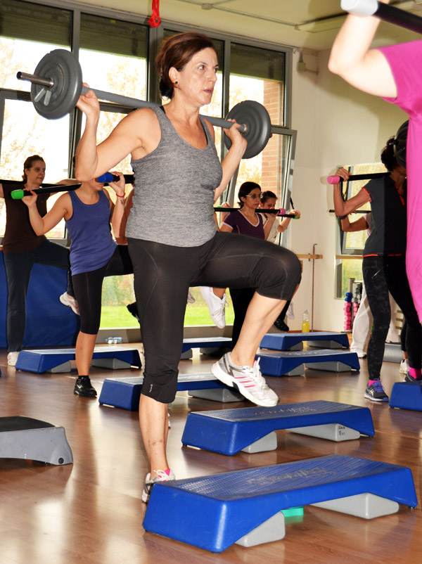 Total body workout acqua fitness - Piscina ozzano orari ...