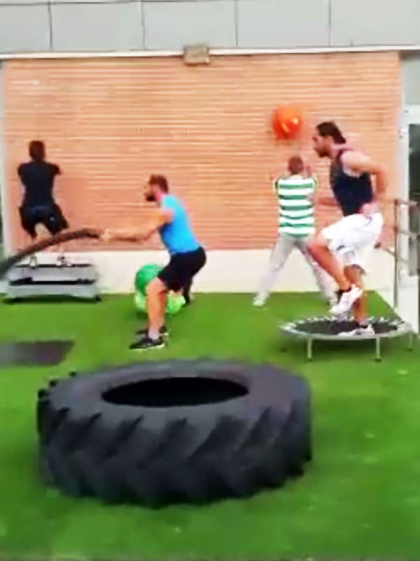 Fighters workout acqua fitness - Piscina ozzano orari ...