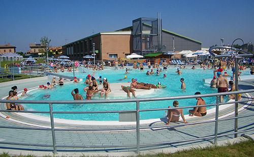 piscina estiva di ozzano